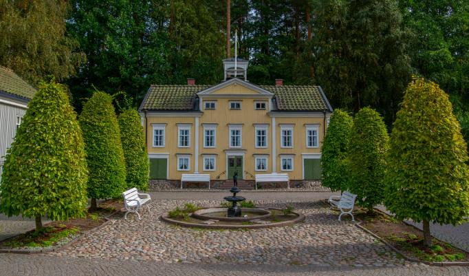 Schweden Reise Kattulthof besuchen