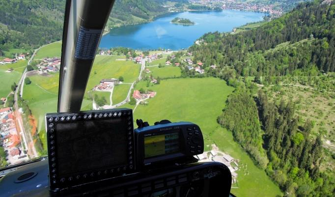 Hubschrauber Rundflug in der Region Ingolstadt