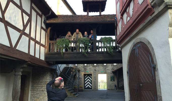 Segway Tour mit Burgführung
