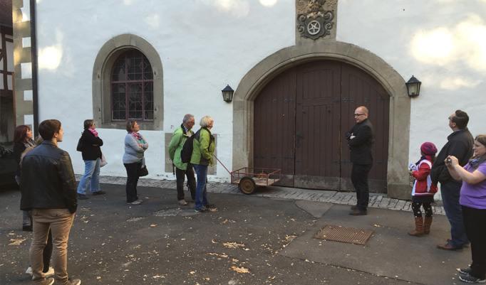 Segway Tour in Jagsthausen