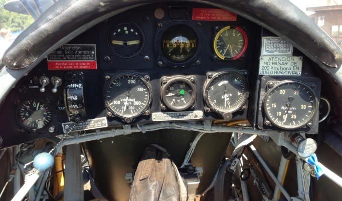 Cockpit Übersicht