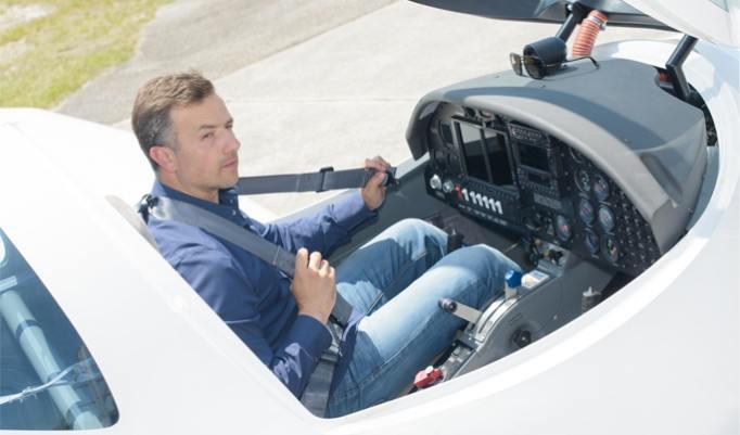 Rundflug im Flugzeug in Baden Württemberg