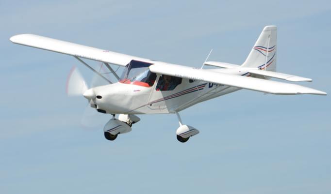 Gutschein Rundflug Flugzeug