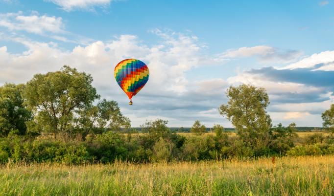 Ballonfahrt zu zweit in Neubrandenburg erleben