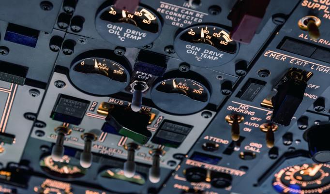 Airbusflug simulieren