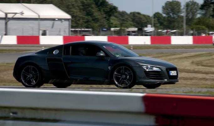 Audi R8 V10 selber fahren in München