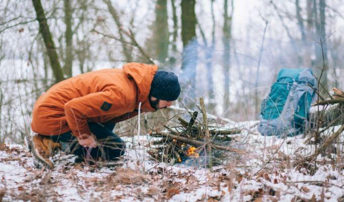 Survival Training in Hessen