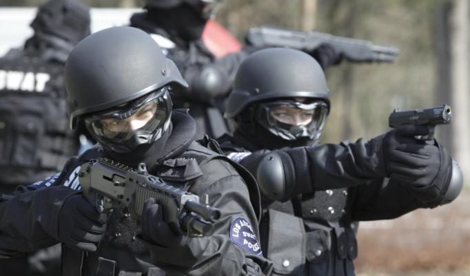 SWAT Erlebnis für Firmen