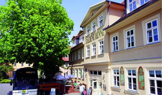 Romantik Hotel für Zwei in Thüringen