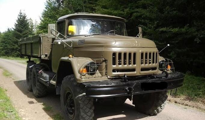 Truck selber fahren