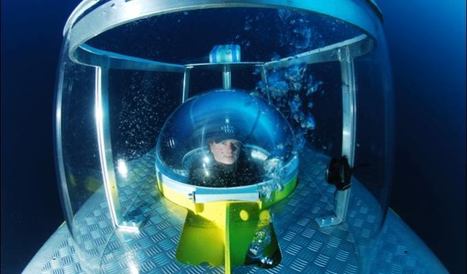 VIP U-Boot fahren Erlebnis