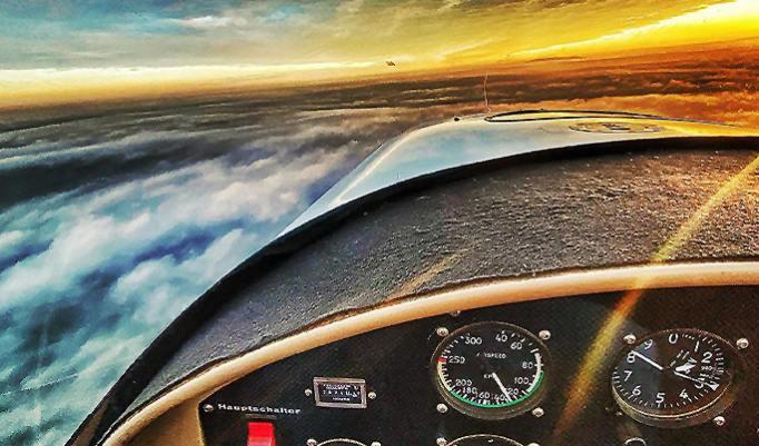 Rundflug 30 Minuten zum Bestpreis in Mainz Finthen