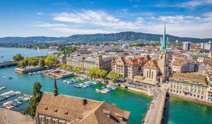 Gutschein für Luxusurlaub in der Schweiz