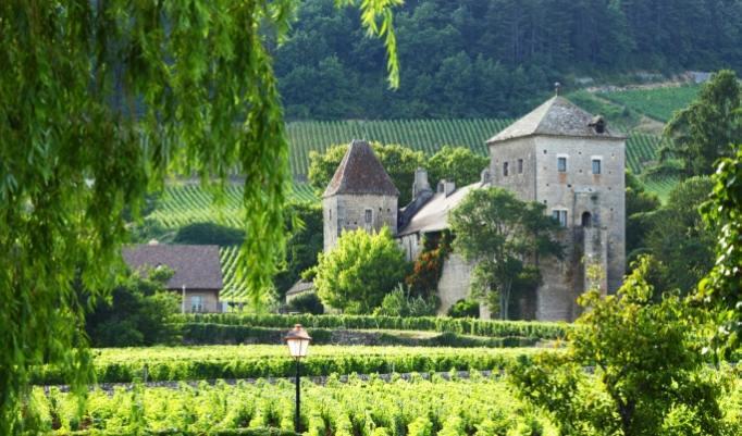 Sightseeing Kurztrip in Frankreich