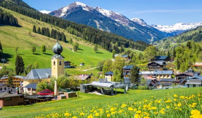 Kurzurlaub für Zwei in Österreich