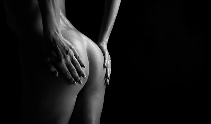 Professionelles erotisches Fotoshooting