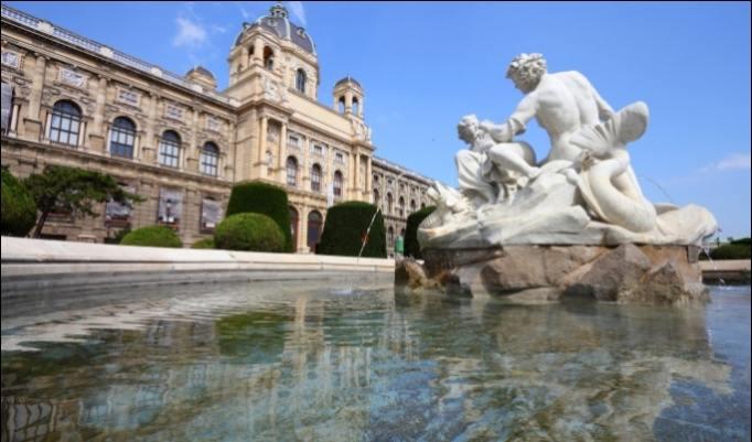Städtetrip für Zwei in Wien und Österreich