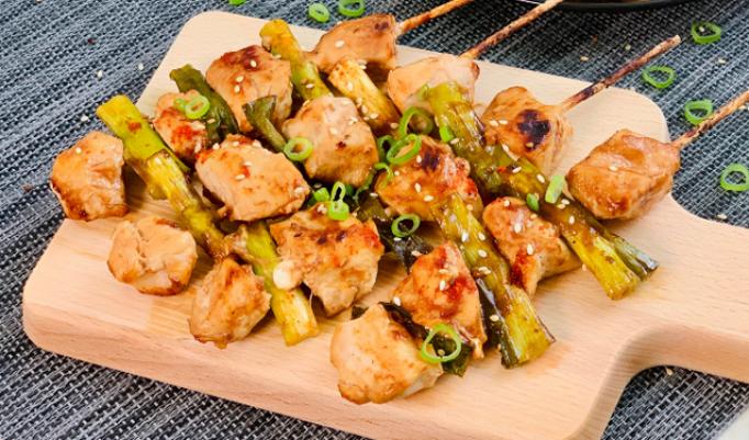 Kochbox Asian BBQ