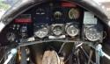 Bücker Jungmann Cockpit