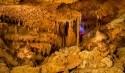 Schöne Tropfsteinhöhle