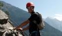 Teambuilding am Klettersteig