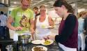 Kochkurs in der Gruppe