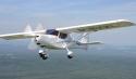 Selber ein Leichtflugzeug steuern
