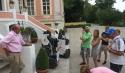 Segway fahren zum Schloss Assumstadt