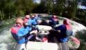 Beim Göll River-Rafting ist Spaß garantiert! Das nasse Abenteuer bringt Action pur und findet unter fachkundiger Betreuung statt.