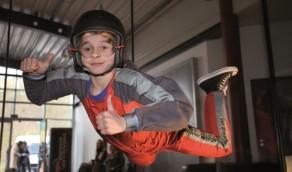 Skydiving für Familien