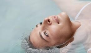 Floating und Massage
