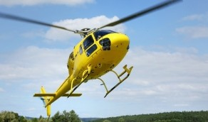Helicopter Rundflug