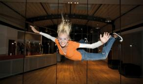 Skydiving indoor bei Fun4You