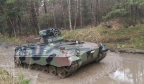 Panzer fahren bayern