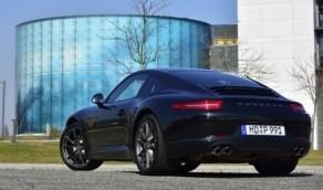 Porsche 911 GT3 Renntaxi
