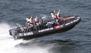 RIB Speedboot Tour