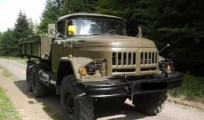 Militär Truck selber fahren