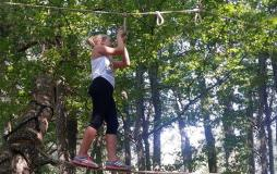 Kids Bootcamp Balance Training