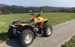 Actionreiche Rheinberg Quad Tour