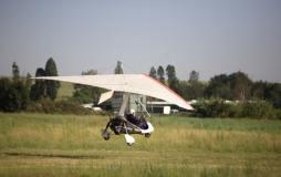 Trike Start zum Rundflug
