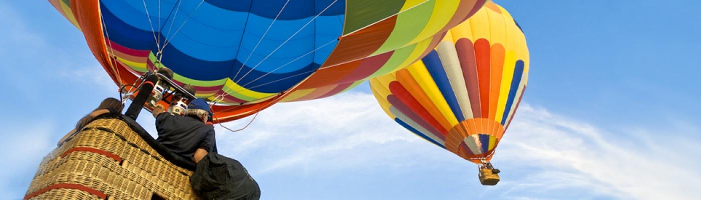 Ballonfahrt bei Fun4You