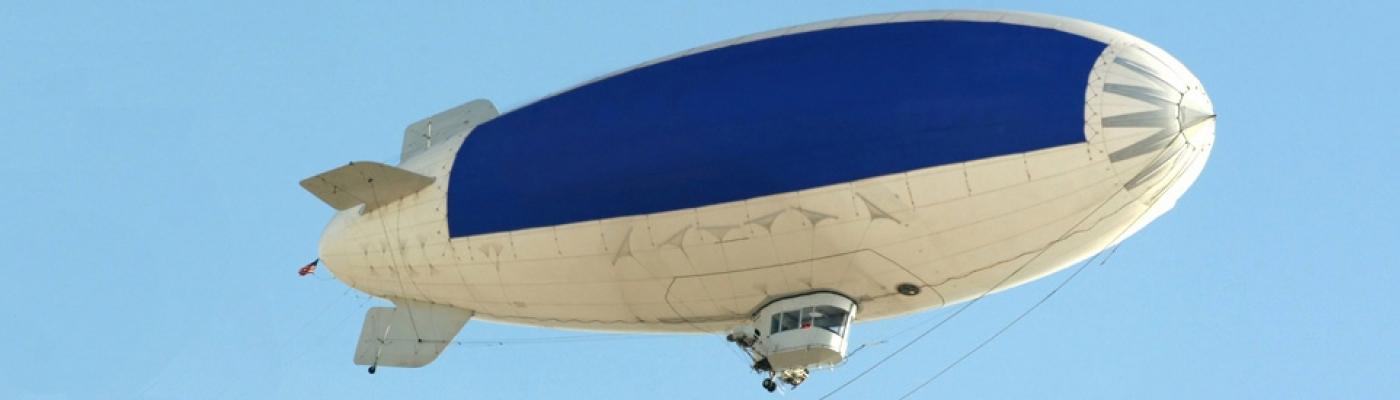 Zeppelin Luftschiff