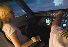 Airbus selber fliegen