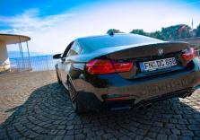 BMW M4 fahren