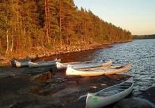 Survival Trail Kanus