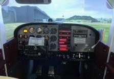 Cessna Flugsimulator