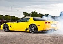 Corvette Renntaxi