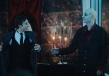 Dracula beim Grusel Dinner