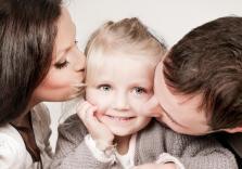 Fotoshooting für die ganze Familie