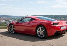 Ferrari 458 Italia selber fahren